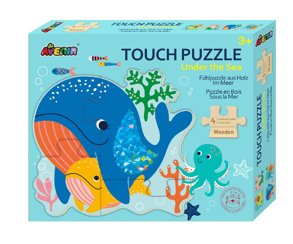Avenir - Touch Puzzle - Under the Sea