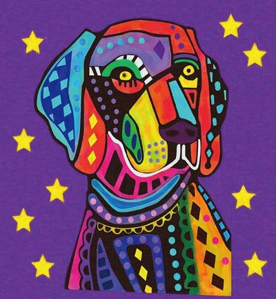 Avenir - Canvas Pop Art - Dog