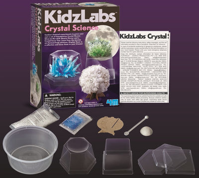 4M - KidzLabs - Crystal Science