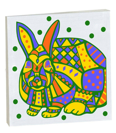 Avenir - Canvas Pop Art - Rabbit