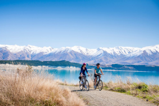 South Island Cycle Trails