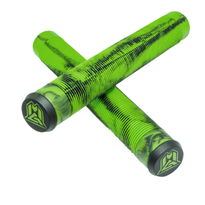 MADD MFX 180MM TPR GRIPS GREEN