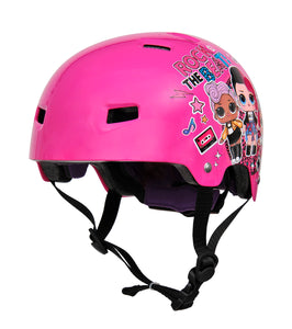 T35 CHILD SKATE HELMET LOL