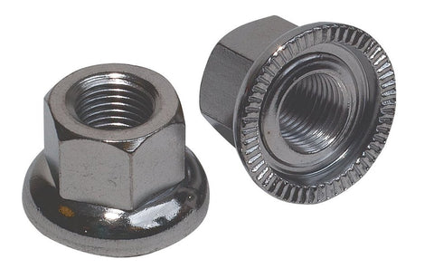 Weldtite 9mm Track Nuts