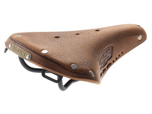 Brooks B17 Standard Saddle Lace Aged
