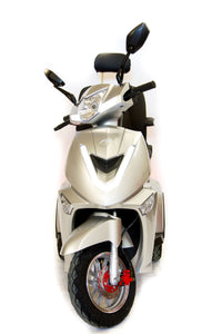 3moto Mobility Scooter Silver