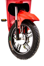 Load image into Gallery viewer, Emoto 48v Electric Moped Red