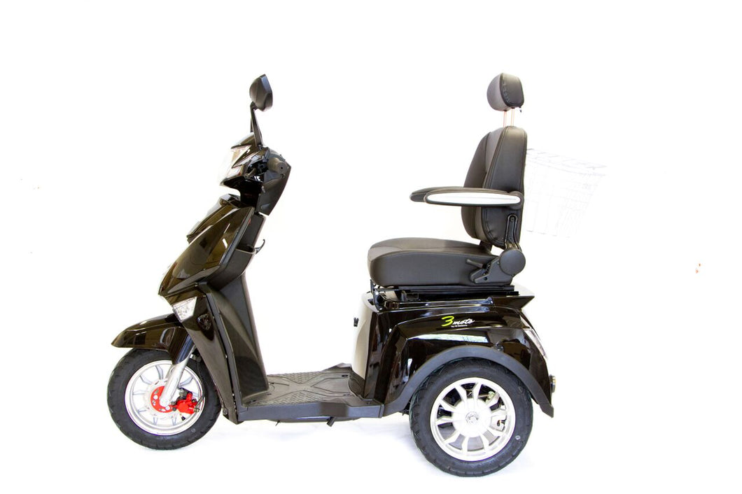 3moto Mobility Scooter Black