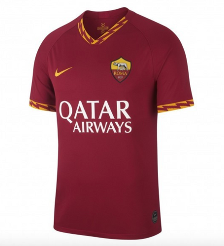 AS Roma Maillot Domicile 2019/20