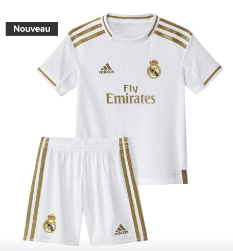 Real Madrid Maillot Domicile 2019/20 Mini-Kit Enfant