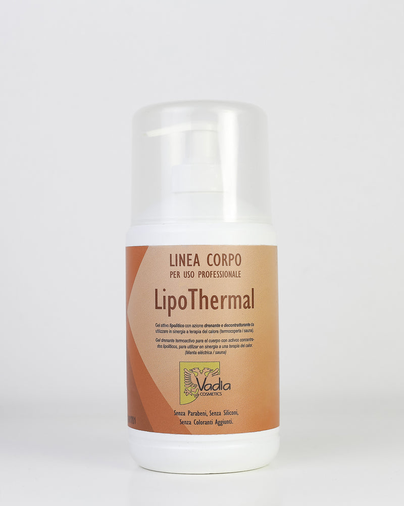 Lipo Thermal - Gel Lipolitico 500ml