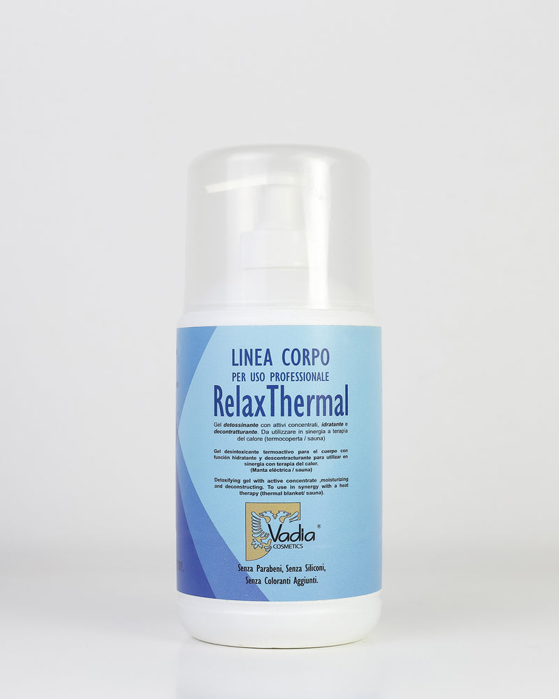 Relax Thermal 500ml - Gel Detossinante