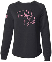 FAITHFUL & JUST CREW (BLACK)