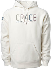 GRACE - ELEVATED HOODIE (BONE)
