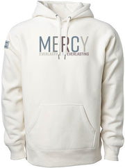 MERCY - ELEVATED HOODIE (BONE)