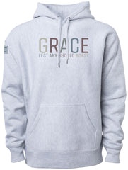GRACE - ELEVATED HOODIE (GRAY)