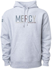 MERCY - ELEVATED HOODIE (GRAY)