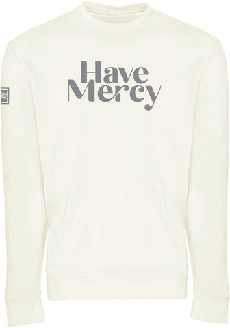 HAVE MERCY POCKET SWEATSHIRT
