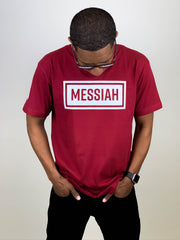 MESSIAH T-SHIRT (CARDINAL)