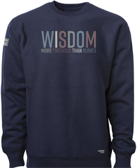 WISDOM ELEVATED CREW (NAVY)