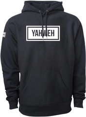YAHWEH ELEVATED HOODIE (BLACK)
