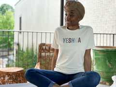 YESHUA T-SHIRT (BONE)