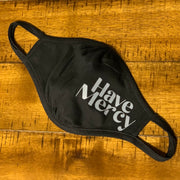 HAVE MERCY MASK (BLACK & EASY BLUE)