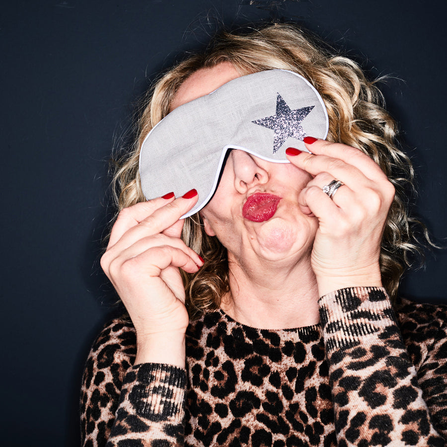 STAR EYE MASK
