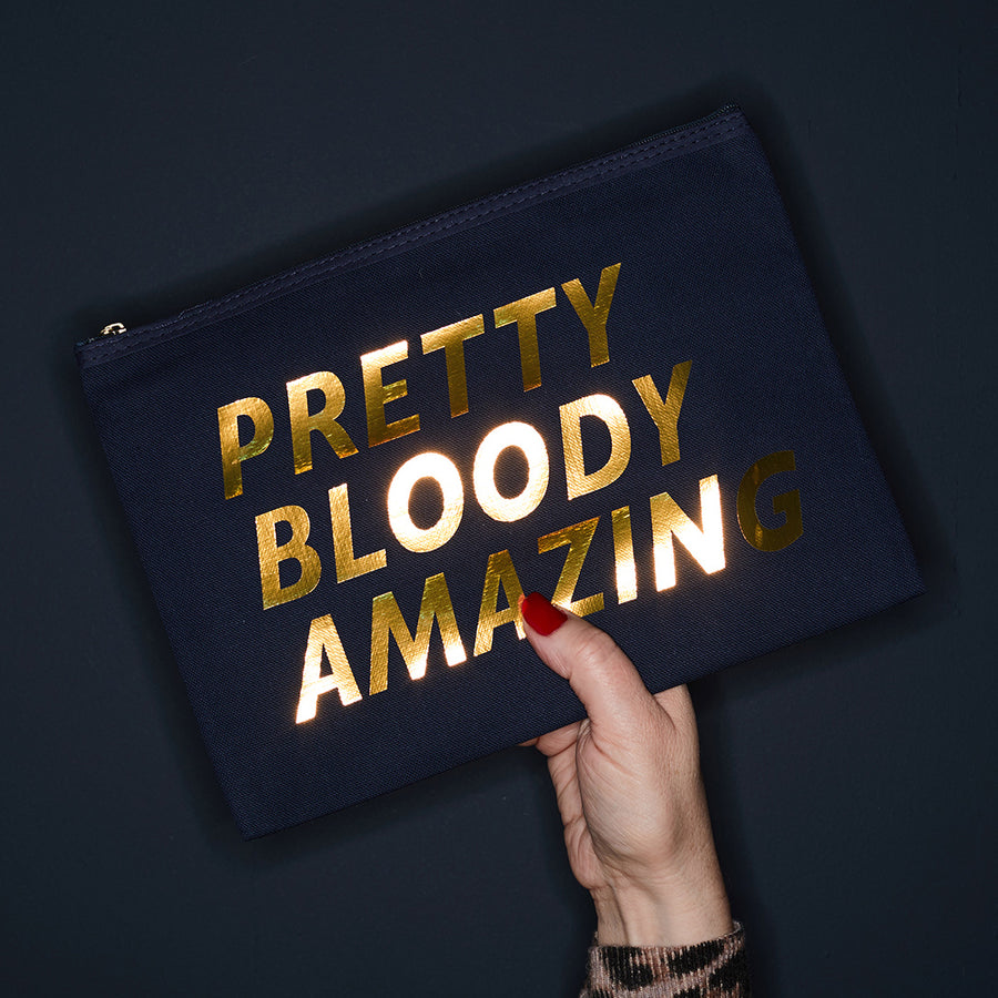 PRETTY BLOODY AMAZING PURSE
