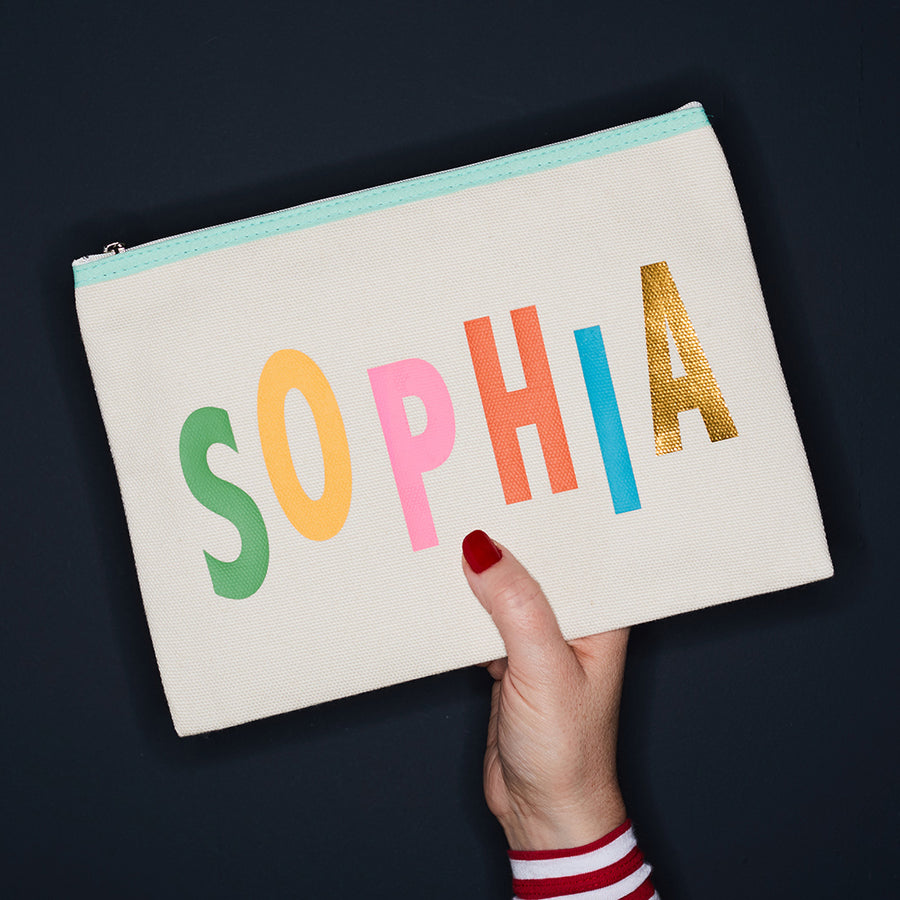 SOPHIA PURSE - CREAM