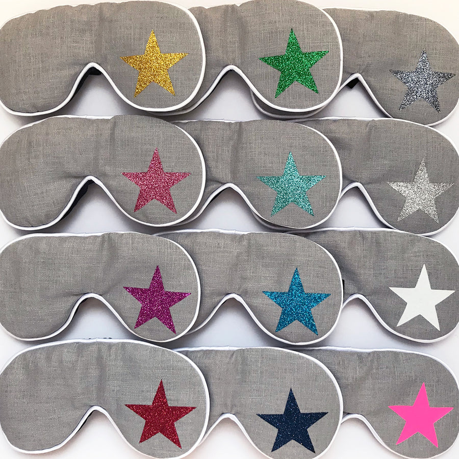 CUTE HOT WATER BOTTLE - STAR
