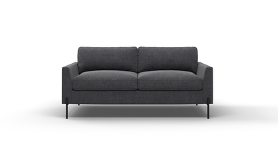 "Catwalk Sofa (65"" Wide, Leather Fabric)"