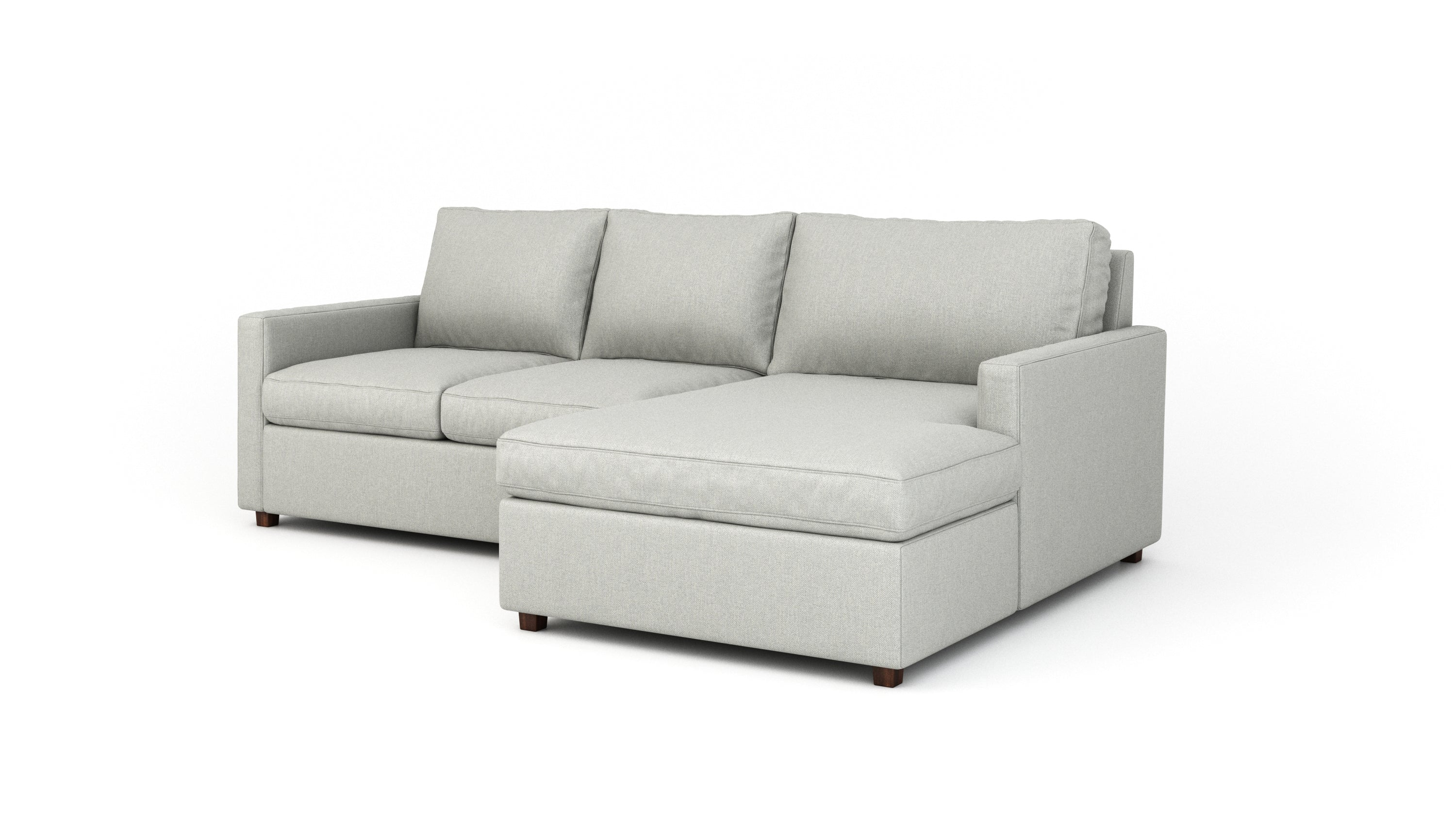 Couch Potato Lite Sofa With Chaise
