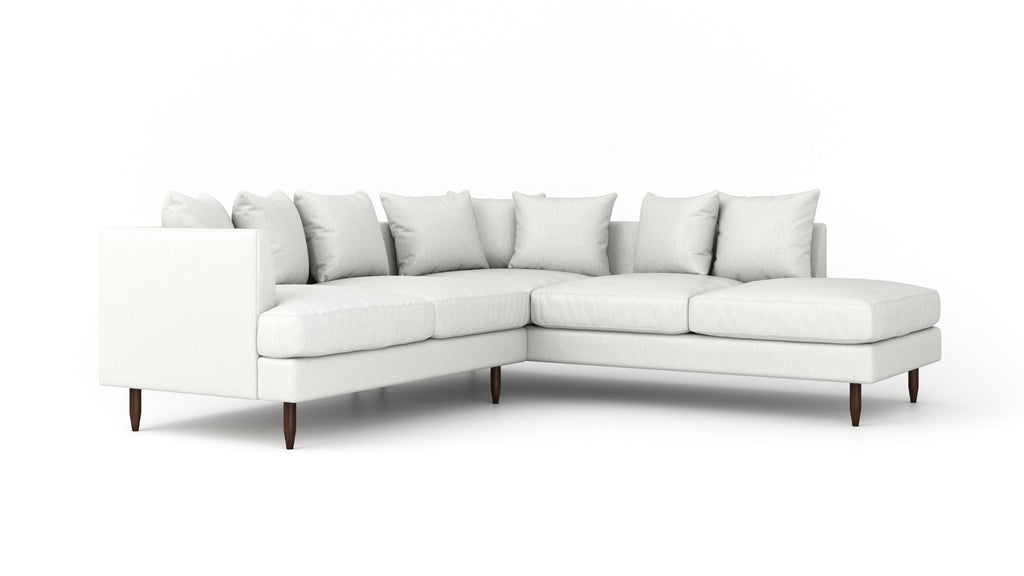 OG Crowd Pleaser Sectional With Bumper