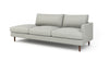 Crowd Pleaser Sofa With Bumper