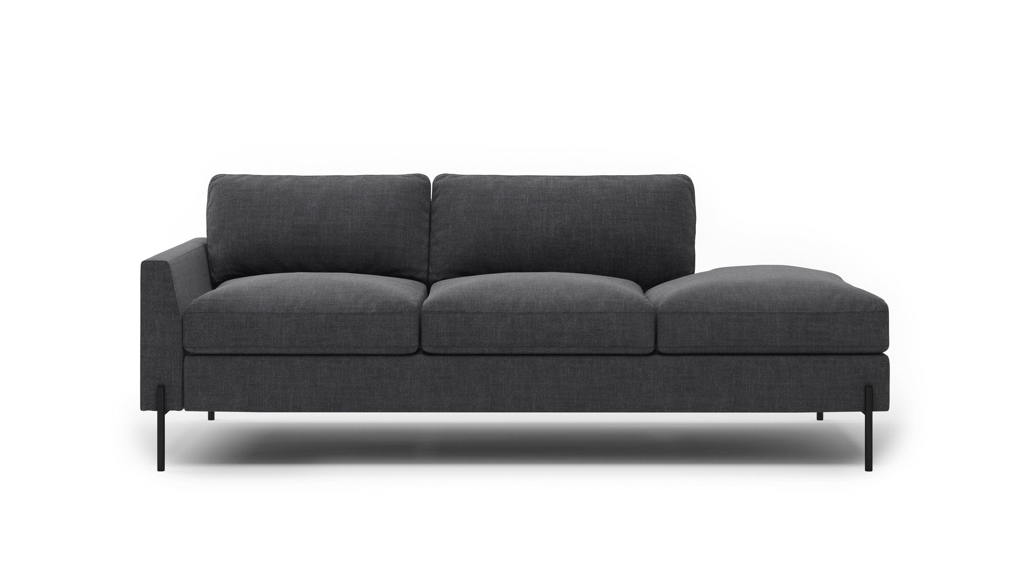 Catwalk Sofa With Bumper