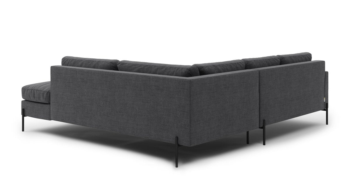 Catwalk Sectional With Bumper