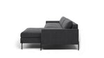 Catwalk Sofa With Chaise
