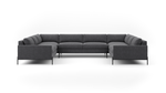 Catwalk U-Shaped Sectional
