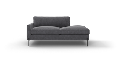 "Catwalk Sofa With Bumper (65"" Wide, Performance Fabric)"