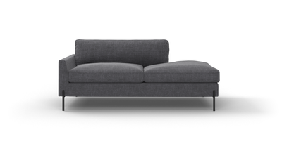 "Catwalk Sofa With Bumper (70"" Wide, Performance Fabric)"