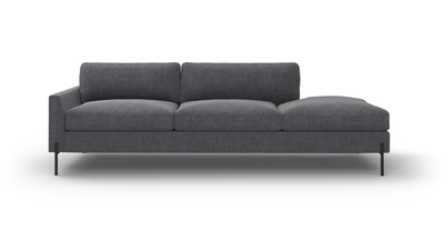 "Catwalk Sofa With Bumper (95"" Wide, Performance Fabric)"