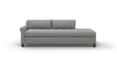 "Home Sweet Home Sofa With Bumper (85"" Wide, Decide Later)"