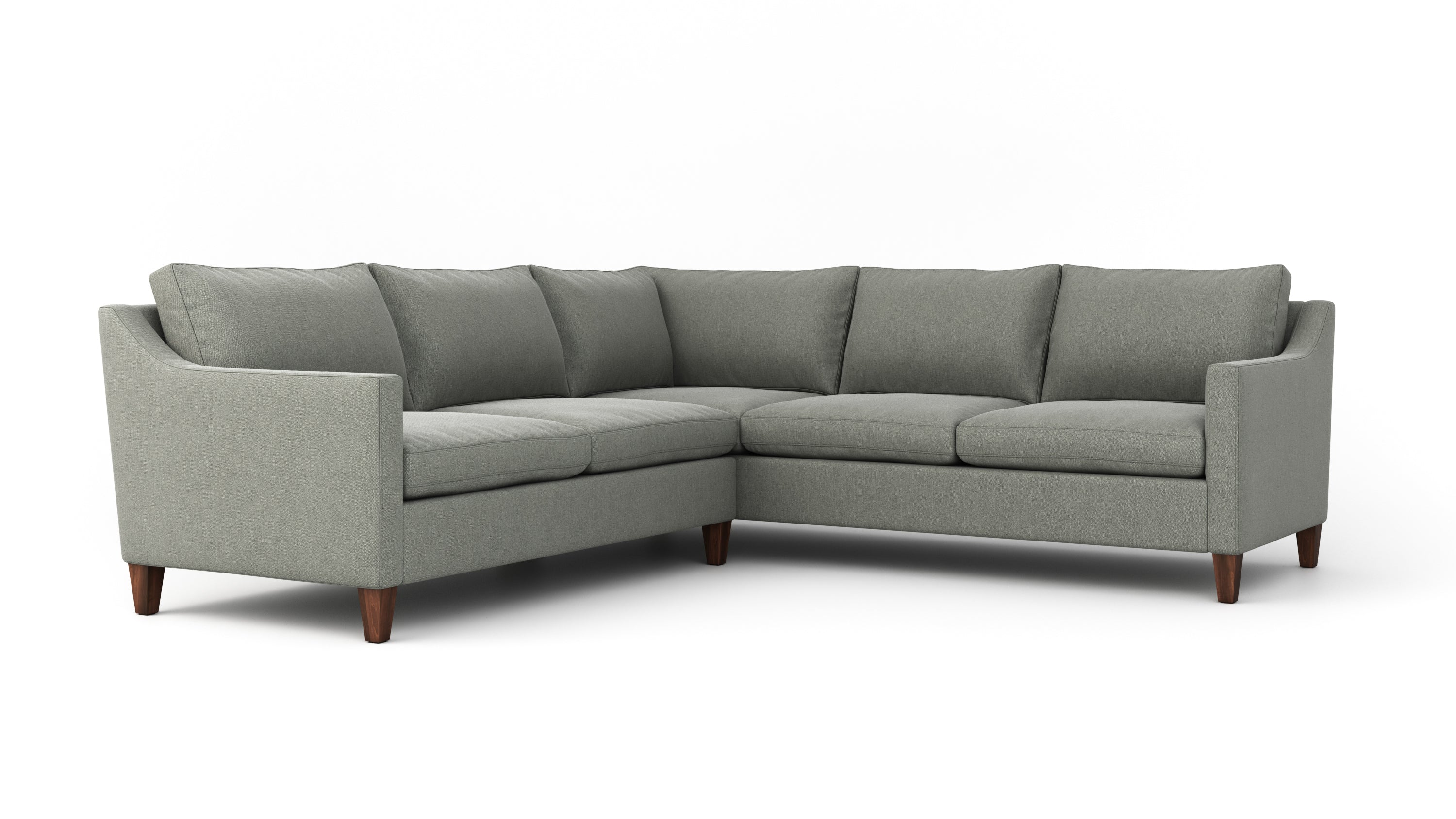 Johnny Homemaker Sectional