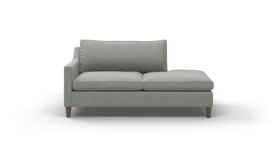 "Johnny Homemaker Sofa With Bumper (70"" Wide, Performance Fabric)"