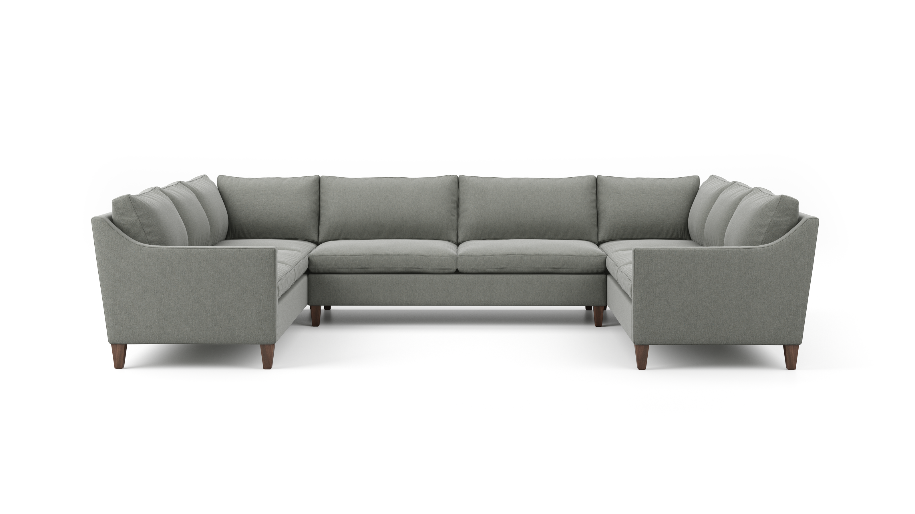 Johnny Homemaker U-Shaped Sectional