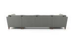 Johnny Homemaker U-Shaped Bumper Sectional