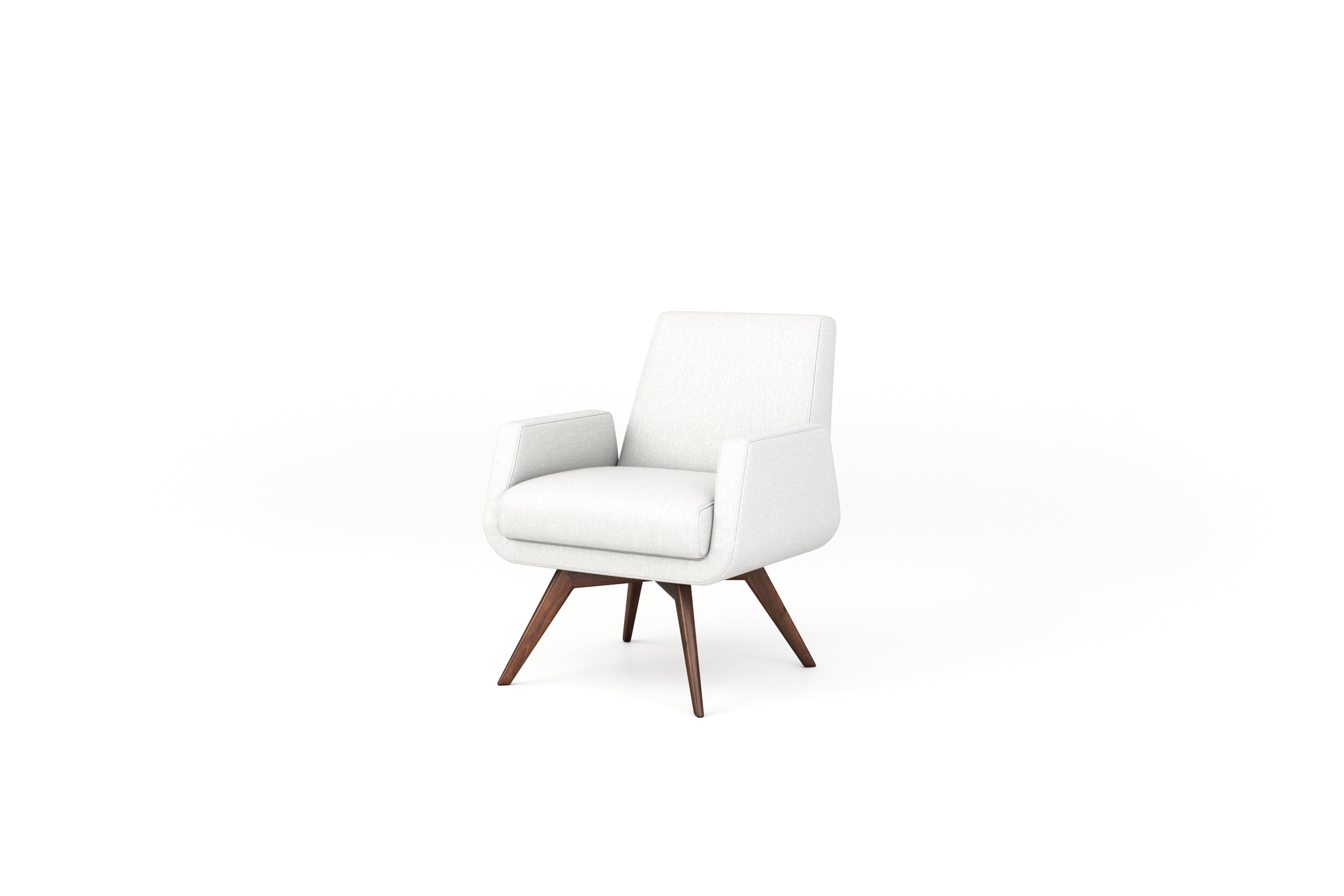 Loyd Chair (Leather Fabric)