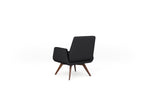 Loyd swivel accent chair