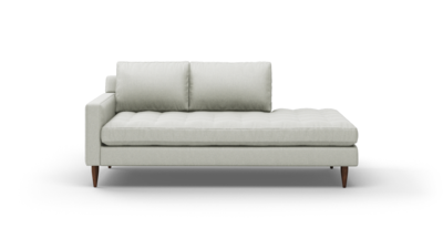 "MCM Sofa With Bumper (80"" Wide, Performance Fabric, Trillium Package)"